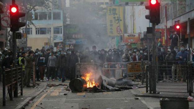 香港衰退之後——旺角狂想曲