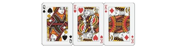 [隨筆]撲克牌的故事