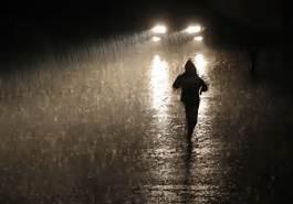 《米米蓮的或恐怖集 — 下雨天的寧靜》