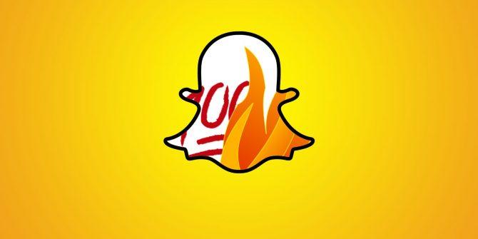 《有玩snapchat嘅你,唔好為儲而儲啦》