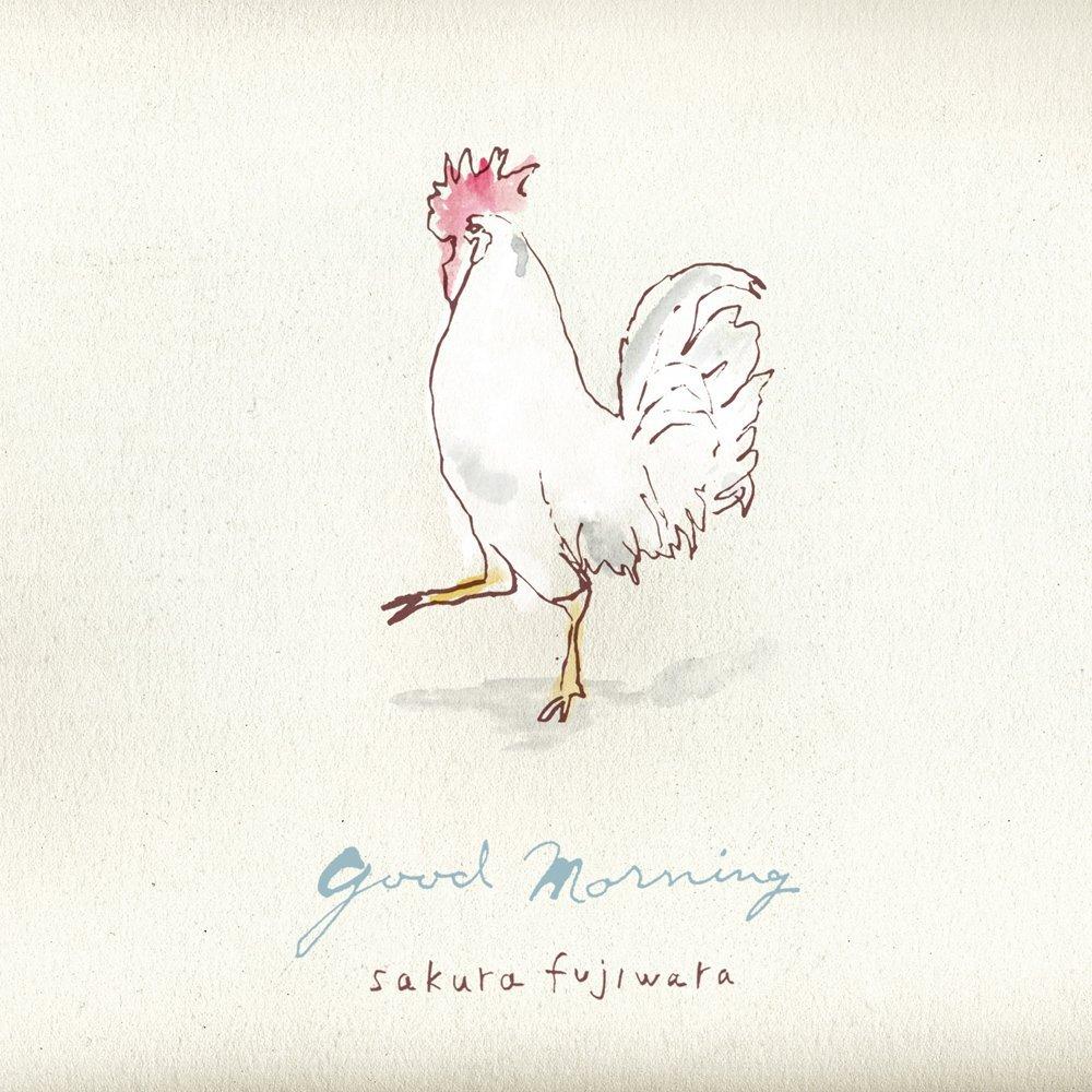 (打手)有藤原櫻嘅morning,先至係good morning