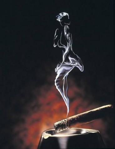 《那年,最親的某某》 01 – 南姐姐的煙