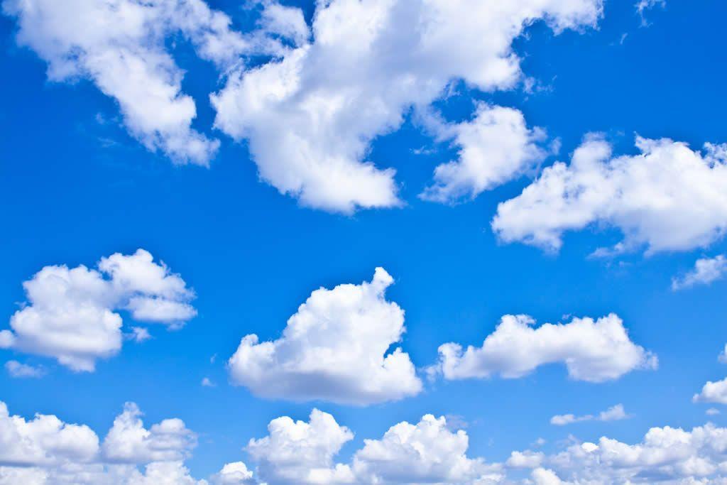 《我想成為天空中那片白雲》