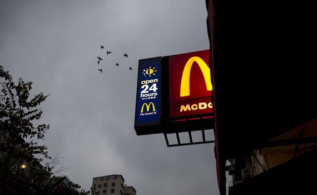 【札記】深宵食堂-麥當勞